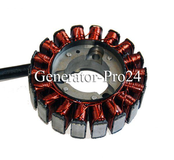 Статор генератора мотоцикла HONDA CB-1 (CB 400 F1)