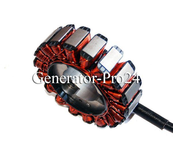 Обмотка генератора мотоцикла HONDA CB-1 (CB 400 F1)