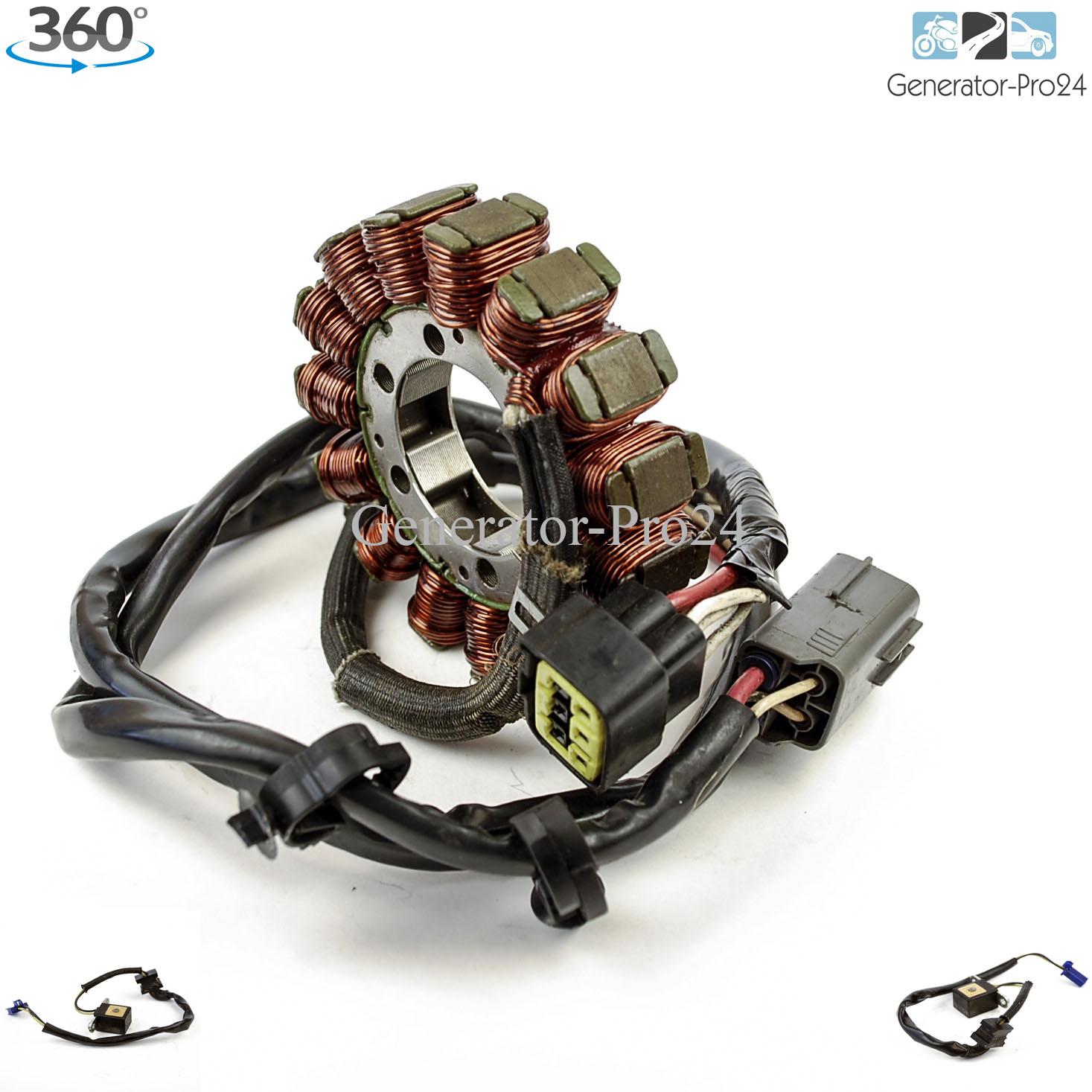 Kawasaki Stator Assembly Oem 21003 0053 Generator Pro24
