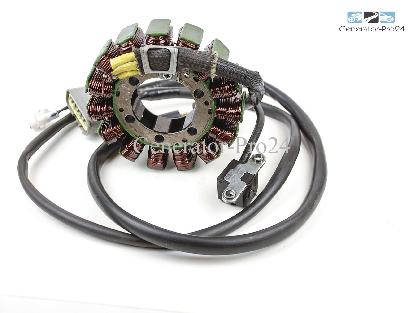 YAMAHA Stator Ass'y, 28P-81410-01-00   Generator-Pro24