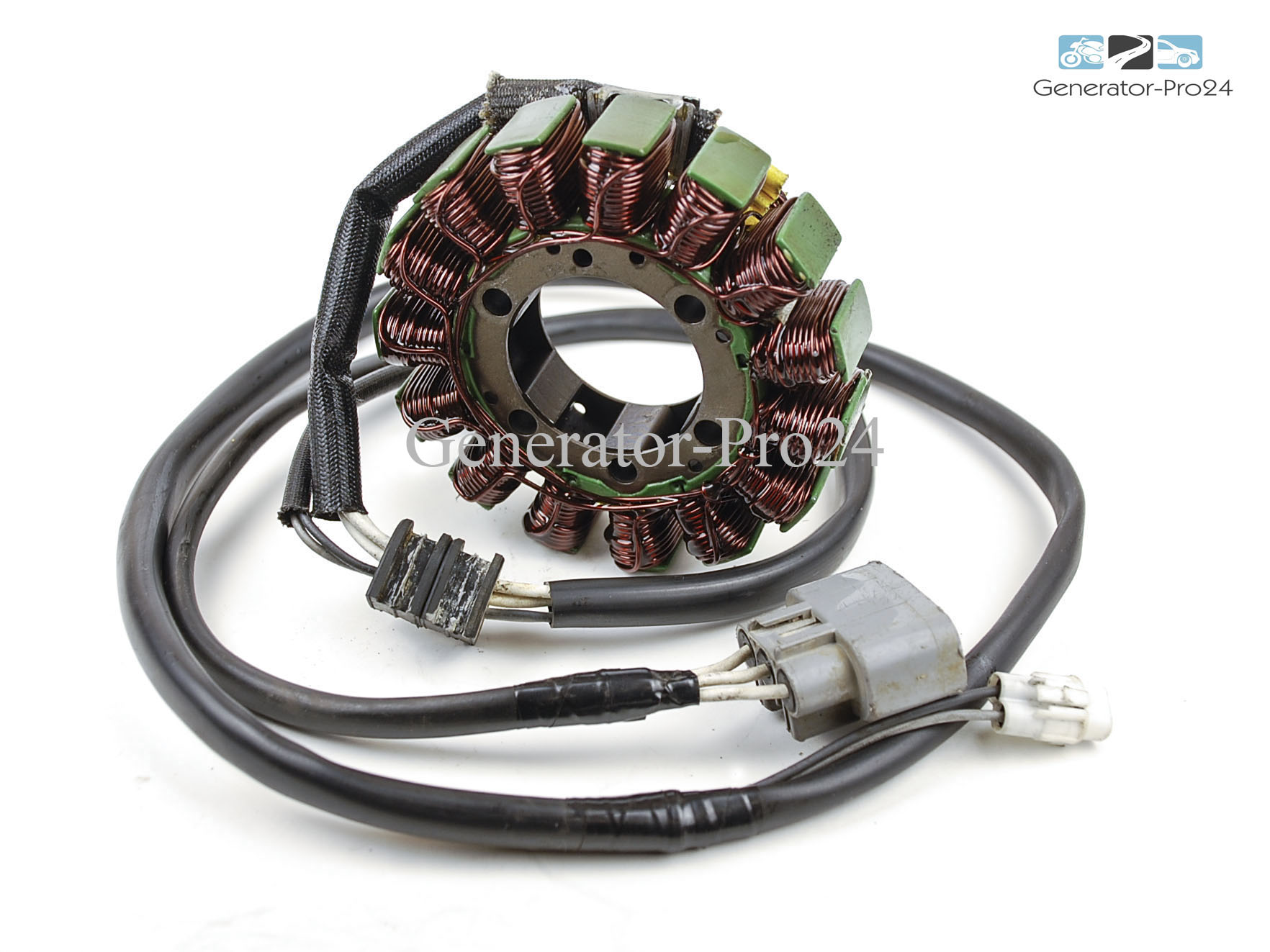 YAMAHA Stator Ass'y, OEM# 28P-81410-01-00   Generator-Pro24